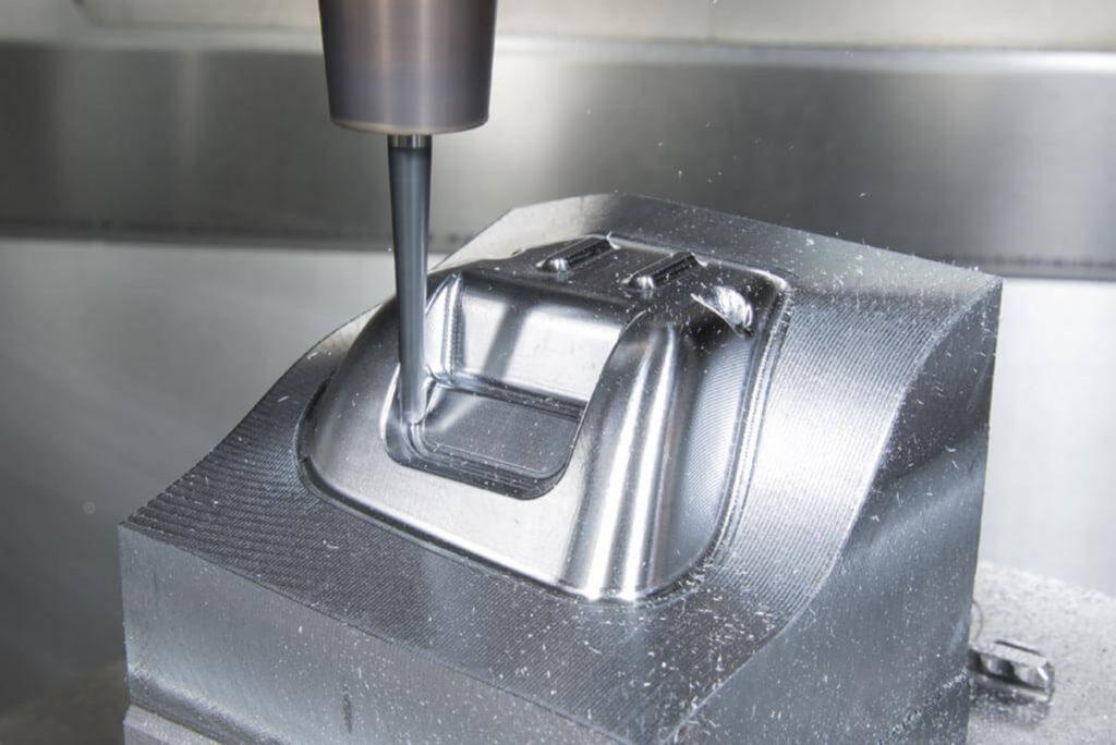 HSS - High Speed Surface Machining