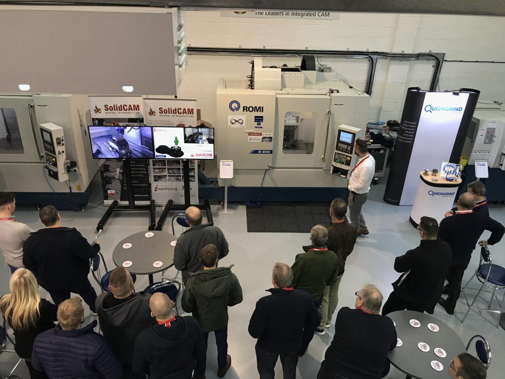 SolidCAM UK CAD/CAM Live event