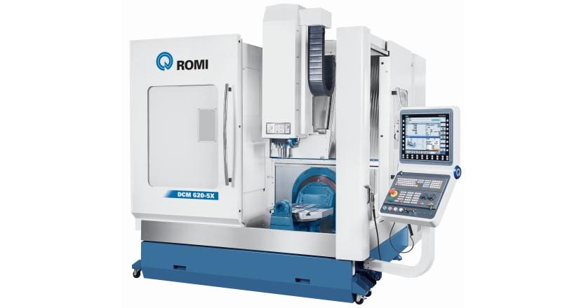 Romi DCM 620-5X