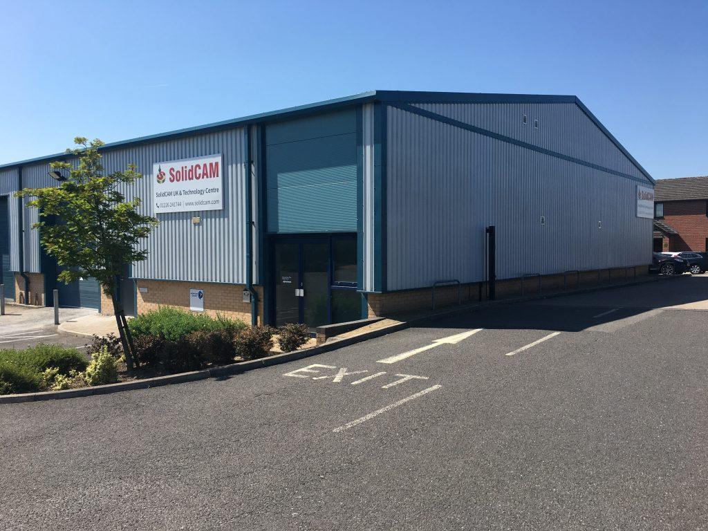 SolidCAM Technology Centre
