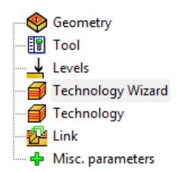 iMachining Technology Wizard