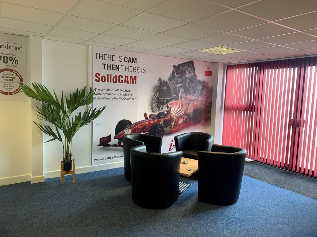 SolidCAM UK Technology Centre