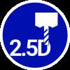 2.5D Milling